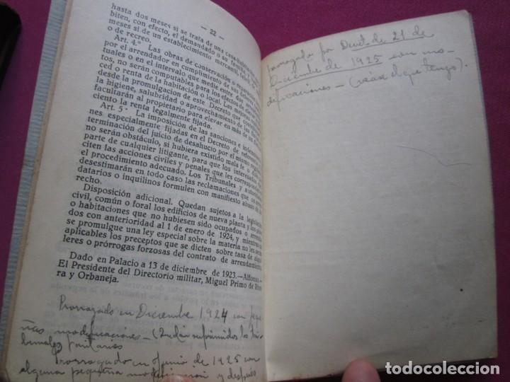 Documentos antiguos: LIGA DE INQUILINOS DE AVILES Y SU CONCEJO FIRMADO LA VOZ DE AVILES 1920 , - Foto 5 - 254615810