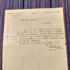 Documentos antiguos: 1926 1928 (2) TRES DOCUMENTOS ARTÁ Y CAPDEPERA. Lote 262381010