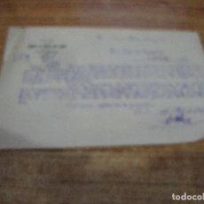 Documentos antiguos: CAMINOS DE HIERRO DEL NORTE COMUNICADO COMUNICADO INSPECTOR TRAFICO A JEFE DE ESTACION AÑOS 30. Lote 263223885