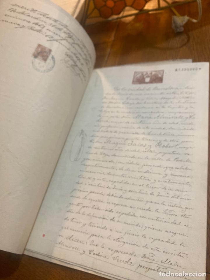 Documentos antiguos: Escritura - Foto 4 - 264424734