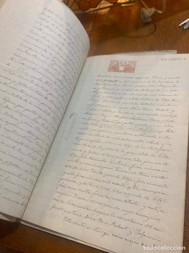 Documentos antiguos: Escritura - Foto 5 - 264424734