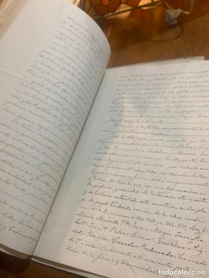 Documentos antiguos: Escritura - Foto 6 - 264424734