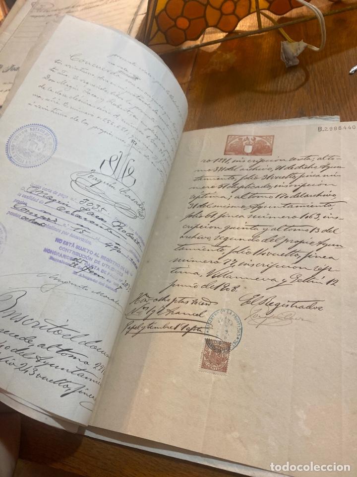 Documentos antiguos: Escritura - Foto 7 - 264424734