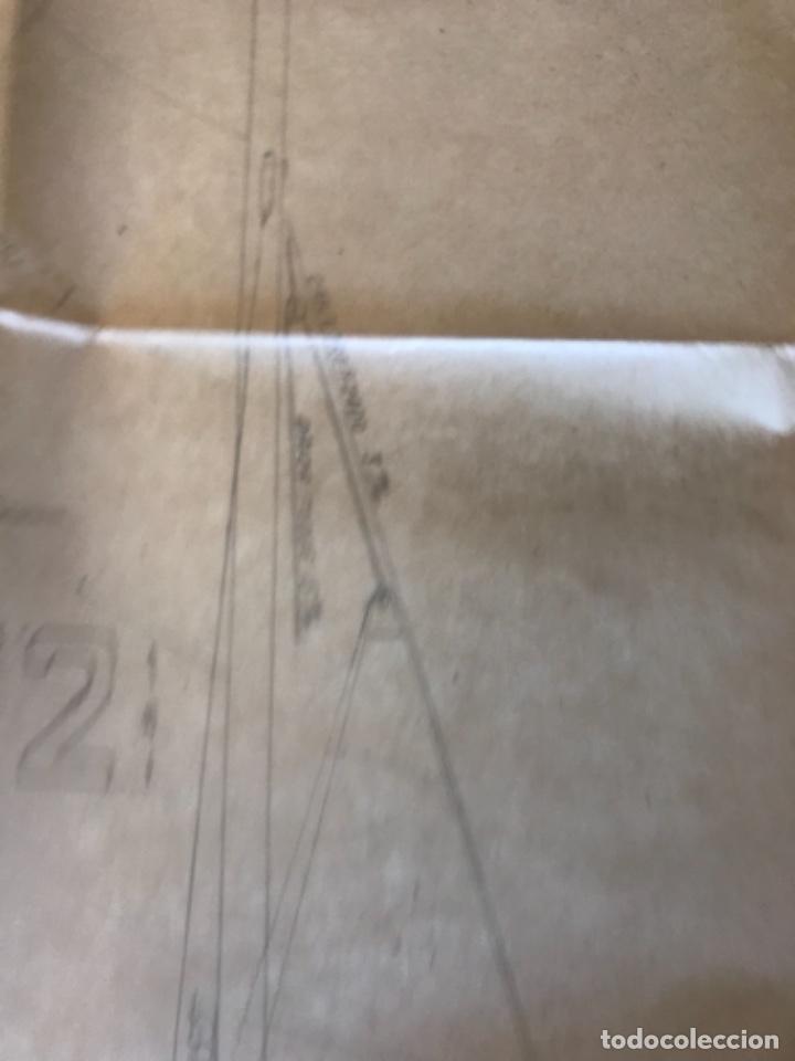 "Documentos antiguos: IMPORTANTES 5 PLANOS ORGINALES DEL BALANDRO "" SNIPE"" VELERO 1940'S. VER FOTOS ANEXAS. - Foto 7 - 266116108"