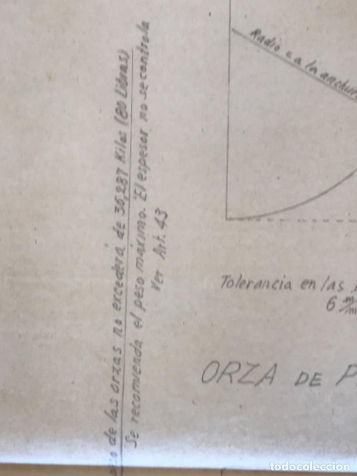 "Documentos antiguos: IMPORTANTES 5 PLANOS ORGINALES DEL BALANDRO "" SNIPE"" VELERO 1940'S. VER FOTOS ANEXAS. - Foto 34 - 266116108"