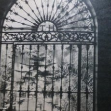 Documentos antiguos: CORDOBA PATIO DE UNA CASA HUECOGRABADO 1958. Lote 268868089