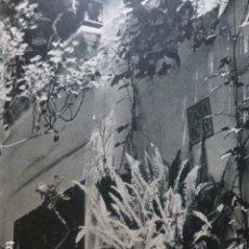 Documentos antiguos: CORDOBA DETALLE URBANO HUECOGRABADO 1958. Lote 268868219
