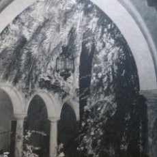 Documentos antiguos: CORDOBA UN PATIO HUECOGRABADO 1958. Lote 268868469