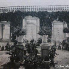 Documentos antiguos: CORDOBA PALACIO DE LOS MARQUESES DE VIANA HUECOGRABADO 1958. Lote 268868489