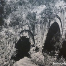 Documentos antiguos: CORDOBA MEDINA AZAHARA HUECOGRABADO 1958. Lote 268868729