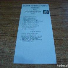 Documentos antiguos: PAPELETA ELECCIONES PARLAMENTO CATALUNYA 2015 DIPUTADOS LLEIDA PSC PARTIT DELS SOCIALISTES. Lote 277013823