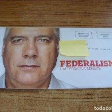 Documentos antiguos: SOBRE CERRADO CAMPAÑA ELECTORAL PSC. Lote 277228253