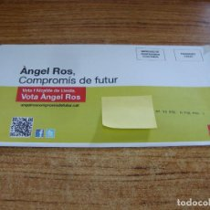 Documentos antiguos: SOBRE CERRADO CAMPAÑA ELECTORAL PSC. Lote 277228588