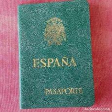 Documentos antiguos: PASAPORTE ESPAÑA ESPAÑOL 1981. Lote 277256423