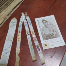 Documentos antiguos: GUERRA CIVIL ESPAÑOLA , ANTONIO MOLLE LAZO 1936 , RELIQUIA.. Lote 278680353