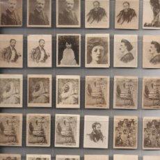 Documentos bancarios: 65 FOTOTIPIAS EN LOTE DE LA SERIE Nº 30. Lote 19352806