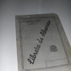 Documentos bancarios: LIBRETA DE AHORROS. CAJA GENERAL DE AHORROS Y MONTE DE PIEDAD DE GRANADA. AÑOS 60.. Lote 26493305