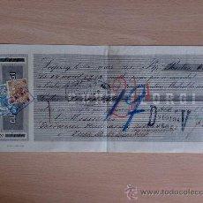 Documentos bancarios: LETRA DE CAMBIO. LEIPXIG 1915. CURT GEORGI.. Lote 22904681