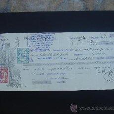 Documentos bancarios: LETRA DE CAMBIO EXPEDIDA EN MADRID EL 5-XI-1934. DIM.- 29X11,750 CMS. EN . . Lote 29614884