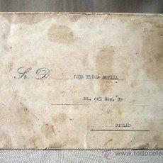 Documentos bancarios: DOCUMENTOM, FERIA INTERNACIONAL DEL CAMPO, BANCO ESPAÑOL DE CREDITO, 1953,. Lote 34813556
