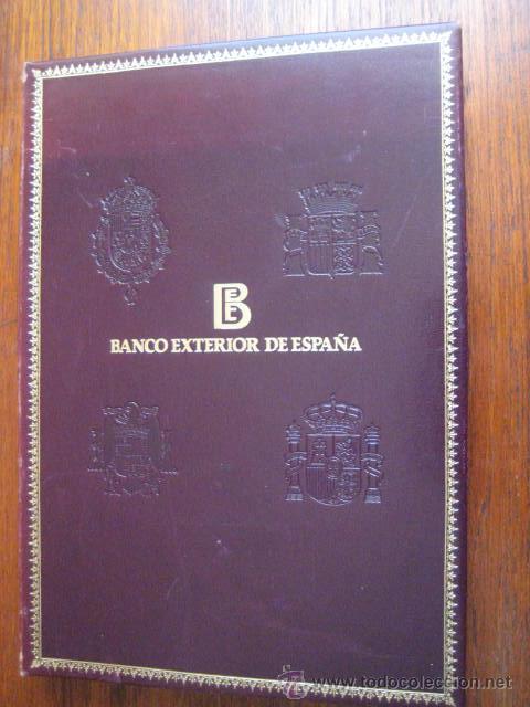 Banco Exterior: Fundacion Banco Exterior De España.1928. Envio