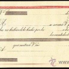 Documentos bancarios: LETRA DE CAMBIO NUEVA AÑOS 40 DE 7500 A 17500 PESETAS CLASE 3ª. Lote 34331759