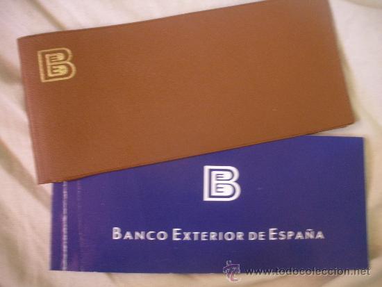 Banco Exterior: Talonario Del Banco Exterior De España.marbella