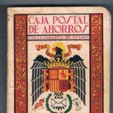 Documentos bancarios: ALMANAQUE CAJA POSTAL DE AHORROS 1970 ANTIGUO RARO CURIOSO COLECCIONISTA. Lote 49638779