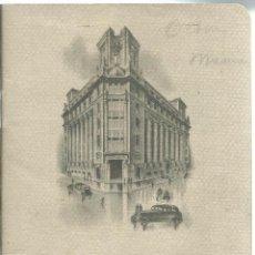 Documentos bancarios: 2 LIBRETAS DEL BANCO DE BILBAO DE Dª. TEODOSIA Y GREGORIA MELENDEZ DEL 12 - 6 - 1953. Lote 50763479