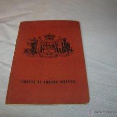 Documentos bancarios: LIBRETA DE AHORRO INFANTIL,CAJA DE AHORROS DE ASTURIAS. Lote 51115693