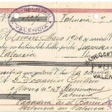 Documentos bancarios: ** CT128 - LETRA DE CAMBIO CLASE 6ª - 1946 - RF12. Lote 53543551