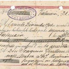 Documentos bancarios: ** CT134 - LETRA DE CAMBIO CLASE 3ª - 1946 - RF12. Lote 53565536