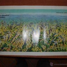 Documentos bancarios: PIRINEOS ORIENTALES ESPAÑA.ED. BANCO ESPAÑOL DE CREDITO.(LLEIDA, HUESCA Y GERONA)JUNIO 1966. Lote 54424705