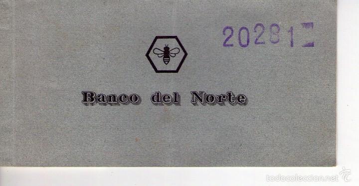 Resultado de imagen de banco del norte