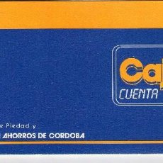 Documentos bancarios: TALONARIO DE CAJASUR . Lote 58075165