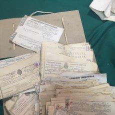 Documentos bancarios: RECIBOS DE CONTRIBUCIÓN. Lote 76577026
