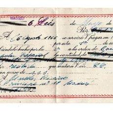 Documentos bancarios: PAGARE 1966, LETRA DE CAMBIO, BANCO POPULAR ESPAÑOL, TIMBRE FISCAL. Lote 96709603