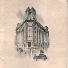 Documentos bancarios: LIBRETA BANCO BILBAO - 1960 - COMPLETA DE APUNTES. Lote 99051367