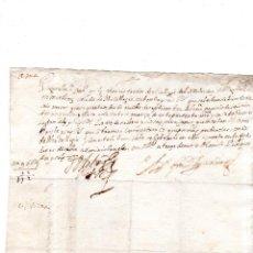 Documentos bancarios: PAGARES. VALLADOLID, 1656. PAGARES DE 655 REALES. . Lote 140376394