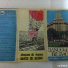 Documentos bancarios: BANCO DE BILBAO - 1968. Lote 145328154