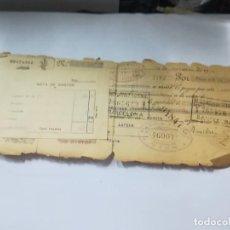 Documentos bancarios: LETRA CAMBIO BANCO CREDITO 1934 ZARAGOZA. Lote 150130954