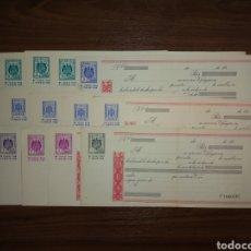 Documentos bancarios: LOTE 15 LETRAS DE CAMBIO. Lote 154146177