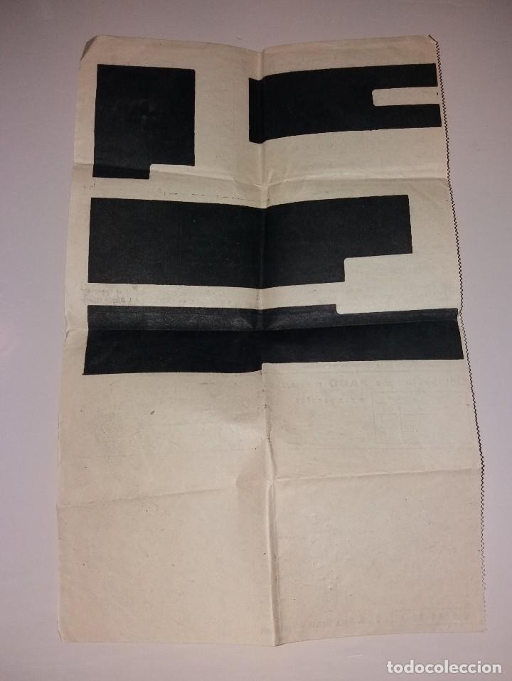 Documentos bancarios: Papel antiguo. Banco Español de Crédito, liquidación para pago (1949) - Foto 2 - 154868814