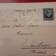 Documentos bancarios: 1932 ALCOY RODILLO JOSE FERRABDIZ BELDA CARGI LETRA BANCO BILBAO RODILLO EL ACEITE OLIVA ESPAÑA. Lote 157212785
