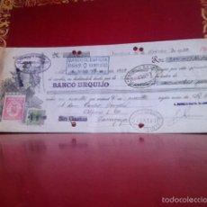 Documentos bancarios: LETRA DE CAMBIO 1932. DEPÓSITO DENTAL DE JOANNIS & LEROY. MADRID. Lote 170202180