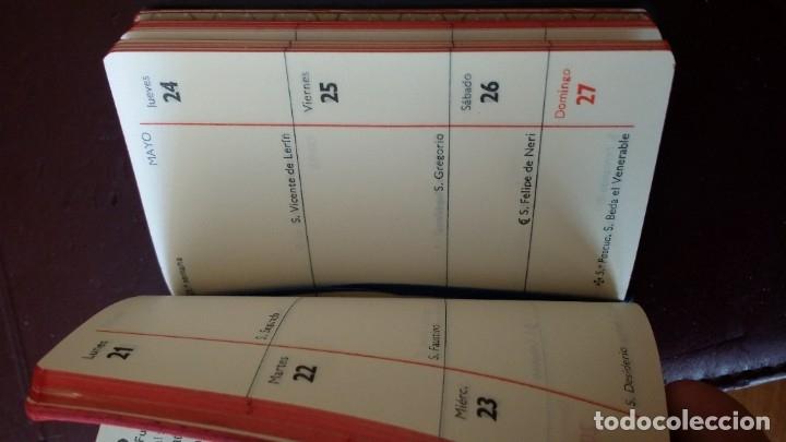 Documentos bancarios: ANTIGUA AGENDA 1962 BANCO VIZCAYA BILBAO DATOS ÚTILES CON LAPICERO Y COMPLETA Y SIN USAR - Foto 6 - 180216365