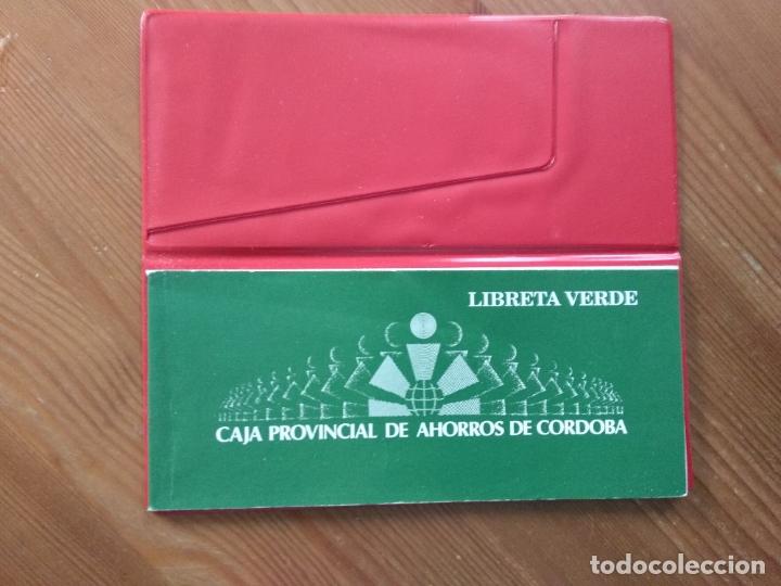 Documentos bancarios: TALONARIO CHEQUES CAJA PROVINCIAL DE AHORROS DE CORDOBA CON 9 CHEQUES SIN USO - Foto 2 - 180235345