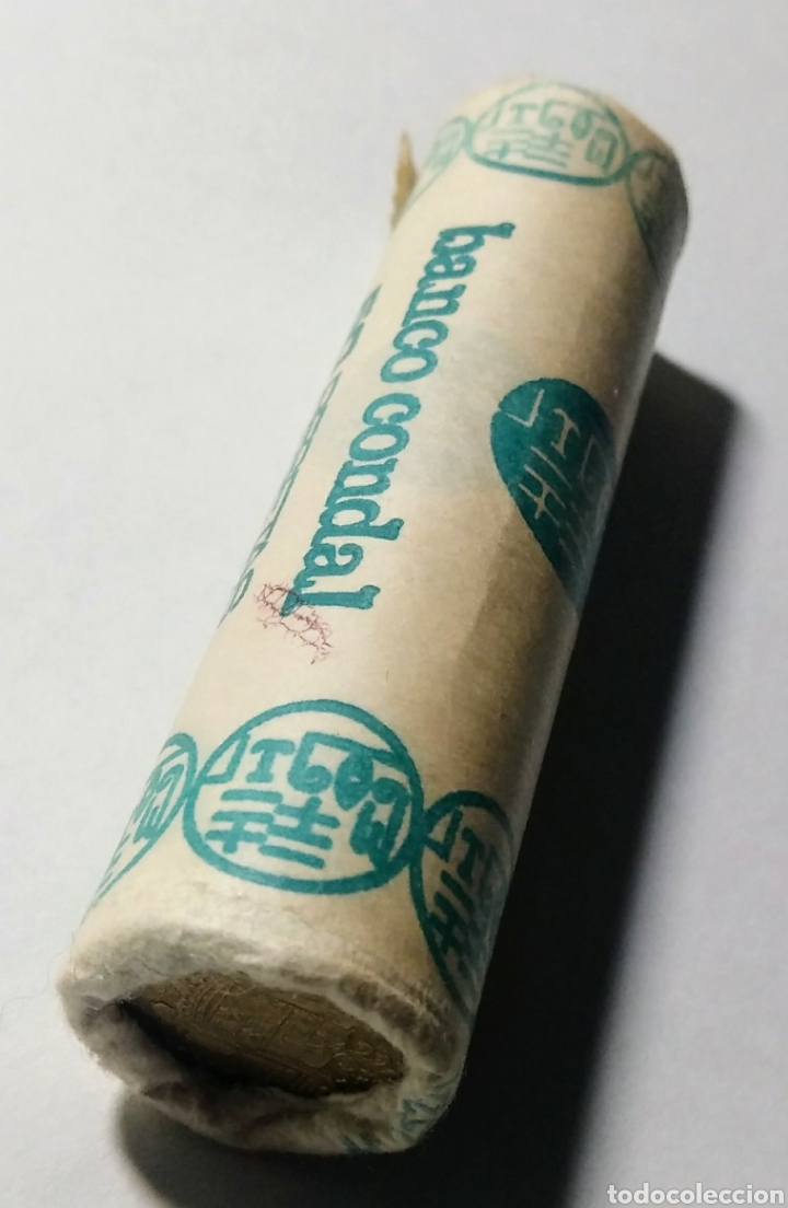 Documentos bancarios: Banco Condal. Cartucho 1 Peseta 1975*78. SC. - Foto 2 - 184668195