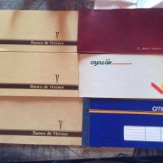 Documentos bancarios: CHEQUES:BANCO DE VIZCAYA,CITIBANK,CAJALON. Lote 192243393