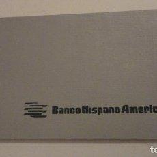 Documentos bancarios: ANTIGUA LIBRETA AHORROS.BANCO HISPANO AMERICANO.SEVILLA 1987. Lote 195096272
